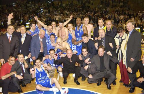 Osvajači Goodyear lige sezona 2002/2003