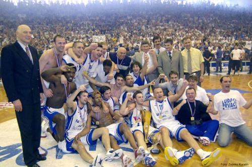 Dva naslova prvaka Hrvatske